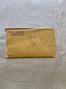 1964 US Mint Proof Set - 90% SILVER - w/ OGP