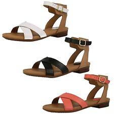 8feb8cf4115e3d Clarks Women s Block Sandals and Flip Flops