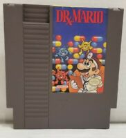 Nintendo NES Dr. Mario Video Game Cartridge *Authentic* *Cleaned/Tested*