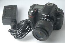 Nikon D80 DSLR + Nikon AF Nikkor 4-5,6/35-80 D Objektiv