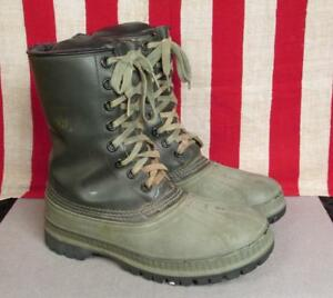Vintage Sorel Osprey Waterproof Pac Boots Snow Winter Kaufman Sz.7 Lined Canada