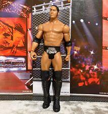 WWE Mattel action figure BASIC THE ROCK Hollywood kid toy ATTITUDE Wrestling Wwf
