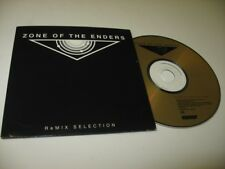 c2012 Zone of the Enders Promotional Remix CD 8 Tracks Konami Japan Made Rare