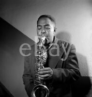 CHARLIE PARKER at Carnegie Hall ** Archival Fine Art Print ** American Jazz Icon