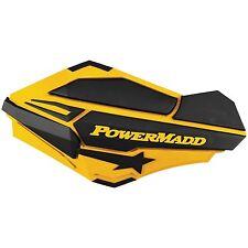 Powermadd Sentinel Handguards & Snowmobile Mount Kit Ski-Doo Yellow/Black