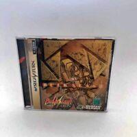 Bulk Slash Sega Saturn SS JAPAN