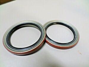 Lot of 2 - National Oil Seals Wheel Seals 4739