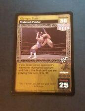 WWE WWF Raw Deal - Fully Loaded - Olympic Slam - Kurt Angle - UR
