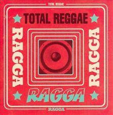 Total Reggae: Ragga by Various Artists (CD, Jun-2013, 2 Discs, VP Records)
