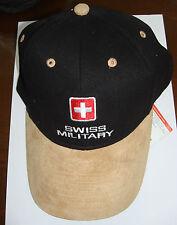 Baseball caps UK licensed seller Swiss Military Brand