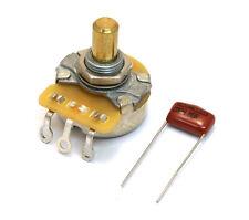 099-0831-000 Original Fender Guitar 250K Solid Shaft Control Pot Potentiometer