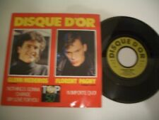 DISQUE D'OR GLENN MEDEIROS/FLORENT PAGNY TOP 50 FRENCH.