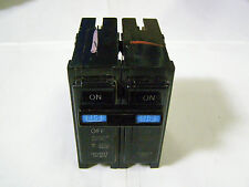 Bryant Type BR BR215 CU-AL Circuit Breaker 2 Pole Unit Issue LX-478 120 240VAC