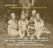 Ma famille bien-aim'e! (My Beloved Family!): Music by Jean Cras (CD,...
