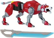 "Playmates DREAMWORKS Voltron Legendary Red Lion 5"" Diecast Action Figure / NIB"