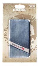 Official Diesel Cosmo 5 iPhone 5/5s/SE Booklet case-indigo