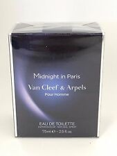 Midnight In Paris by Van Cleef & Arpels EDT Spray 2.5 oz --SEALED--