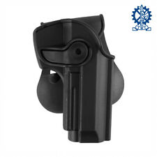Etui Holster IMI rigide pour type Glock 17 Droitier Noir