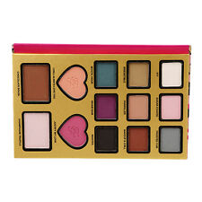 13 Colors Pink Eyeshadow Matte & Shimmer Eye Shadow Palette Makeup Cosmetics