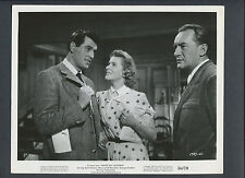 ROCK HUDSON + GEORGE SANDERS - 1956 NEVER SAY GOODBYE