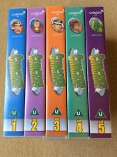 Stingray VHS Video Tapes Volume 1 - 5