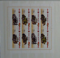 Russia 2012 Weapons of Victory Cars Miniature Sheet MNH