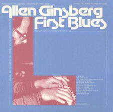 Allen Ginsberg - First Blues: Rags, Ballads and Harmonium Songs [New CD]