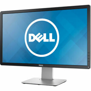 Dell P2414H 24 inch Widescreen LED Full HD Gaming Monitor VGA DVI DisplayPort B