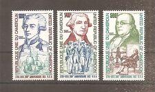 TIMBRE CAMEROUN 1975 POSTE AERIENNE PA N°242/244 NEUF** MNH