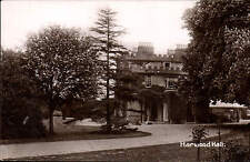 Harwood Hall near Upminster.