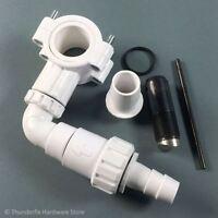 Self Cutting Washing Machine Drain Kit Universal 32mm or 40mm (x1)