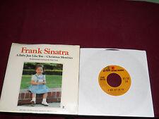 "FRANK SINATRA ""Christmas Mem'ries"" w/Pic Reprise 1342"