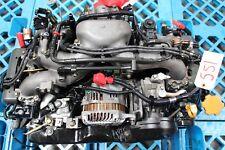 2000-2005 SUBARU FORESTER LEGACY OUTBACK IMPREZA RS 2.5L EJ25 ENGINE JDM EJ203