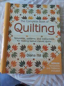 Patchwork quilting books