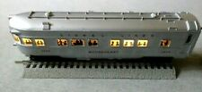 "Lionel Lines O Gauge 2436 ""Mooseheart"" Illuminated Observation Car ~ TS"