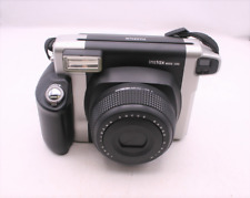 Fujifilm Instax Wide 300 Instant Film Camera - Black/Silver