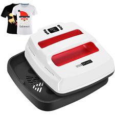 2in1 9x9 Digital Handheld Heat Press Machine Transfer Htv Vinyl T Shirt Print