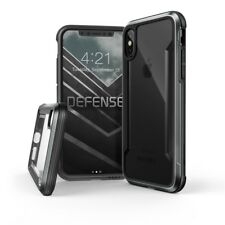 X-doria Defense Shield negro funda protectora para iPhone X (10)