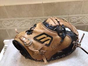 """Mizuno GXC-100 32"""" Youth Baseball Catchers Mitt Right Hand Throw"""