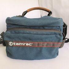TAMRAC Padded Camera Bag BLUE Model 602 Adjustable Shoulder Strap