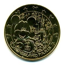 77 DISNEY Mickey, Le feu d'artifice, V° 20 ans, 2016, Monnaie de Paris