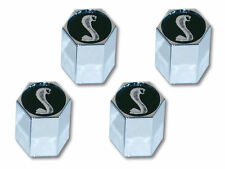 MUSTANG  FORD SHELBY GT TIFFANY SNAKE AIR TIRE VALVE STEM CAP