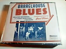 Barrelhouse Blues Early Traditions in the Blues 3 DISC CD SET 2009 LIKE NEW