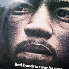 1972 Jimi Hendrix - War Heroes LP Record - No. 80467 - Barclay Records - France