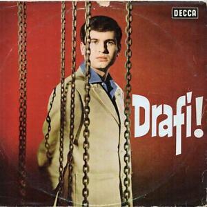 DRAFI DEUTSCHER & HIS MAGICS Drafi! 1965 or. GERMANY lp