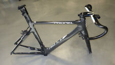 GIANT PROPEL ADVANCED SL 2014 FRAMESET, SMALL, USED, INCLUDES BAR AND BRAKES