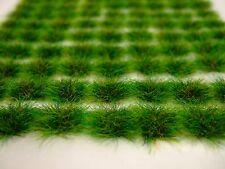 DARK GREEN GRASS TUFTS (117pcs/ sheet) by WarPainter UK w USA Seller FAST S&H!