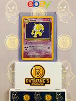 Hypno 8/62 LP/NM Near Mint Fossil Set Holofoil Rare Holo Pokemon Card