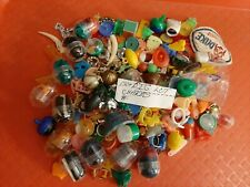 VINTAGE GUMBALL/VENDING  CHARMS/TOYS  LOT OF OVER 150 PIECES