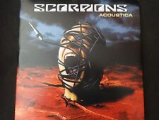 "Scorpions ""Acoustica"" Double LP. Import/Reissue. Sony Music. 2017"